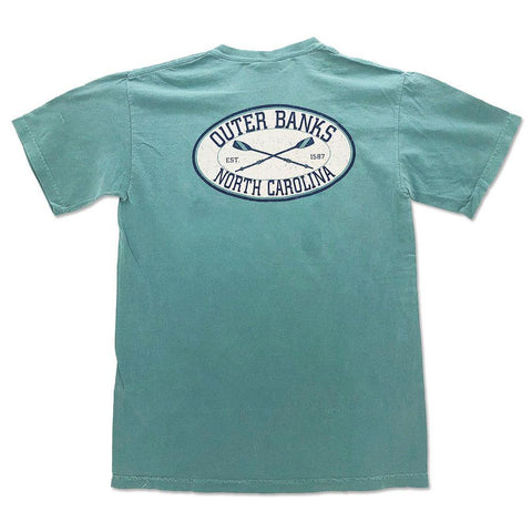 Outer Banks Oars Short Sleeve T-Shirt