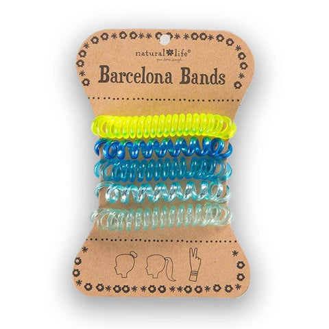 Turquoise Barcelona Bands- HDBN359