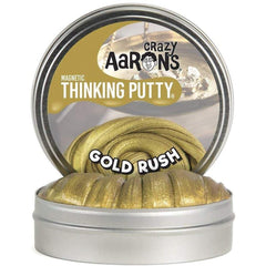 Crazy Aaron's Gold Rush Magnetic Putty