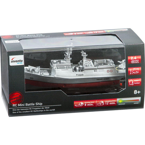 RC Mini Battleship