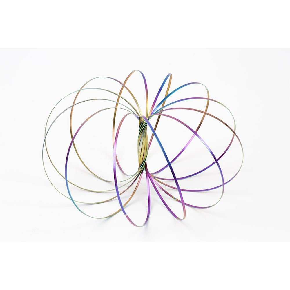 Mozi Geometric Arm Spinner - Iridescent - Kitty Hawk Kites Online Store