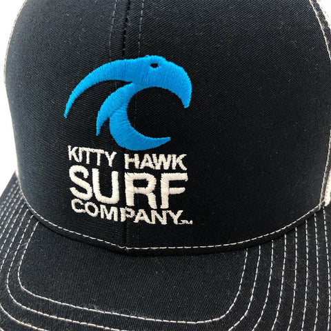 Kitty Hawk Surf Co. Logo Trucker Hat