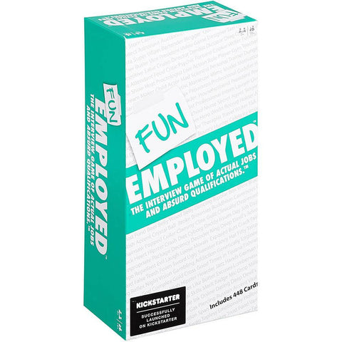 Funemployed Card Game - Kitty Hawk Kites Online Store