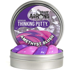 Crazy Aaron's Thinking Putty - Hypercolor 3.2 oz - Amethyst Blush