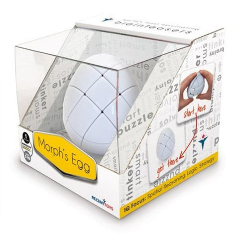 Morph's Egg Puzzle by Meffert's