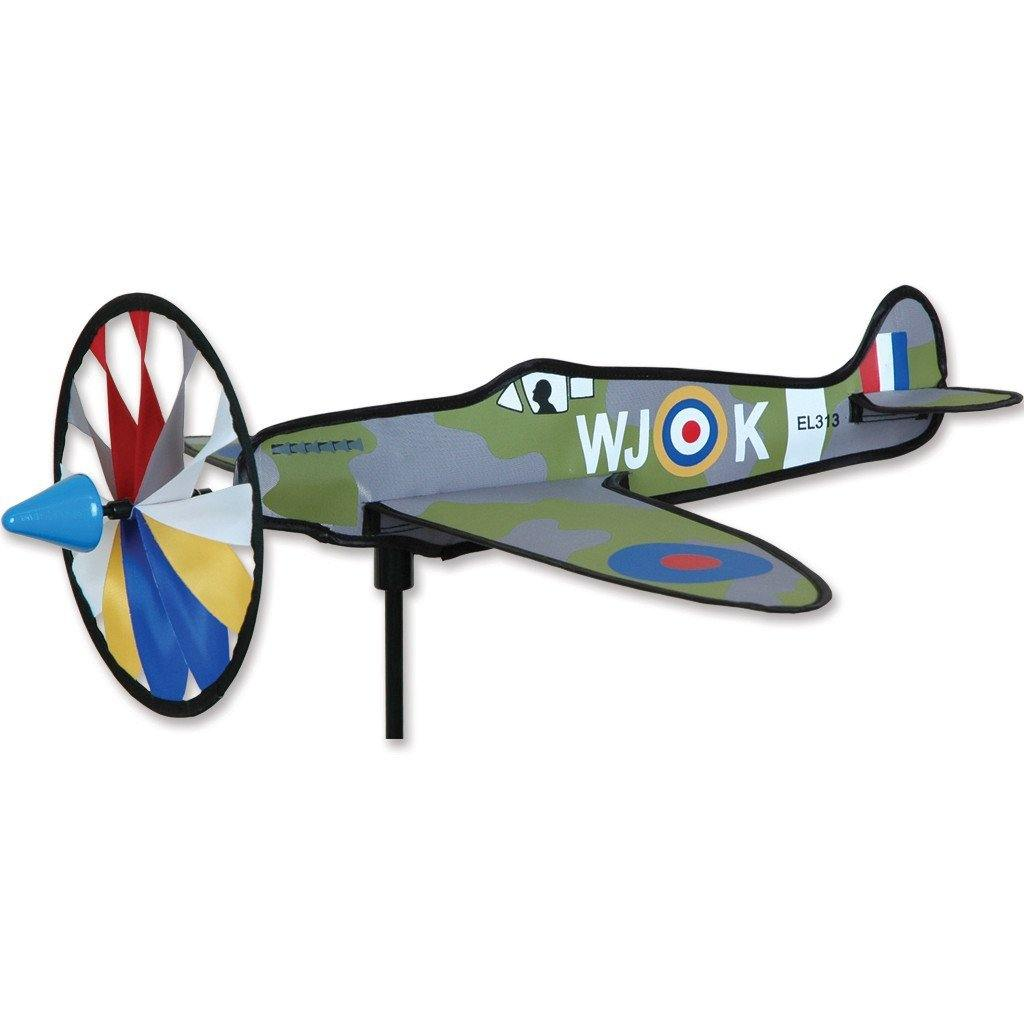 Small Spitfire Plane Spinner