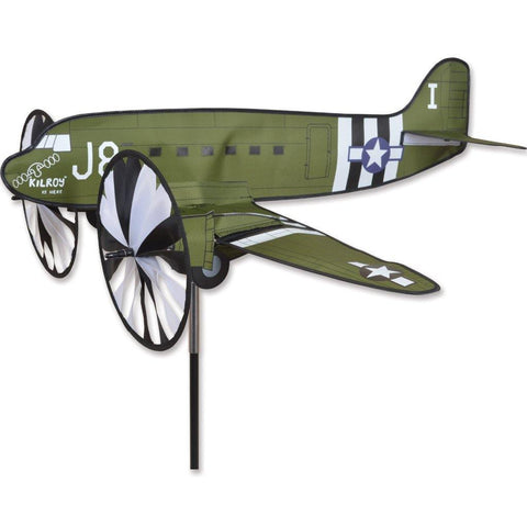 C47 Gooney Bird Plane Spinner - Kitty Hawk Kites Online Store