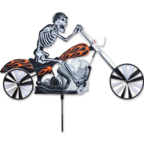 Skeleton Chopper Spinner