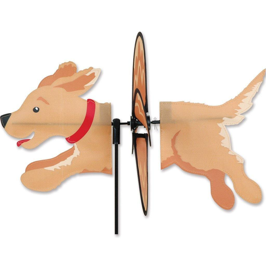 Golden Retriever Dog Petite Wind Spinner - Kitty Hawk Kites Online Store