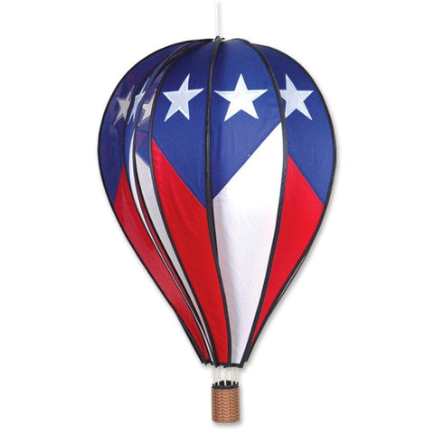 "26"" Patriotic Hot Air Balloon"