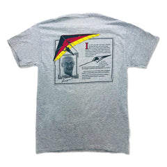 Rogallo Hang Glider Short Sleeve T-Shirt - Kitty Hawk Kites Online Store