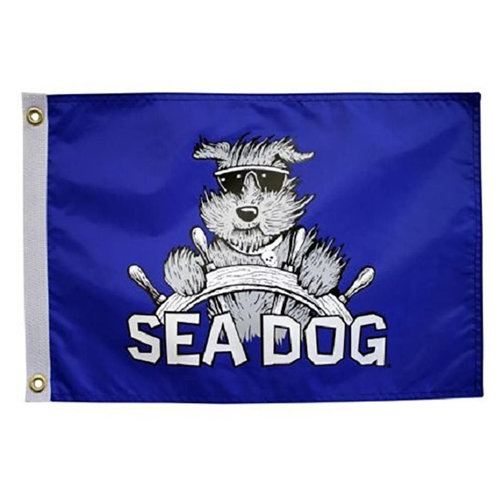 Sea Dog 12x18 Grommet Flag