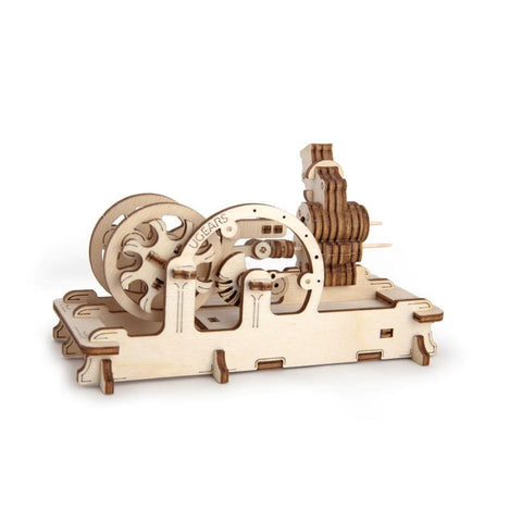 UGears Engine Mechanical Model