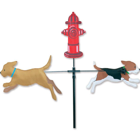 Dogs Carousel Spinner