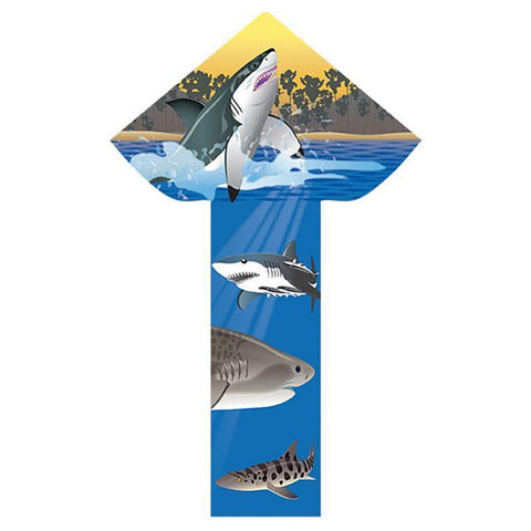 Sharks BreezyFliers Kite - Kitty Hawk Kites Online Store
