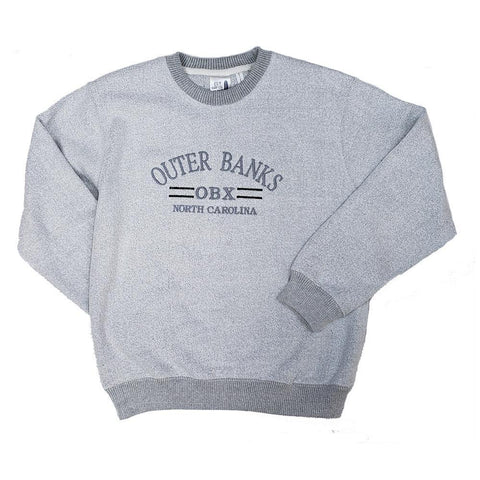 Outer Banks Crew Neck Sweatshirt - Kitty Hawk Kites Online Store