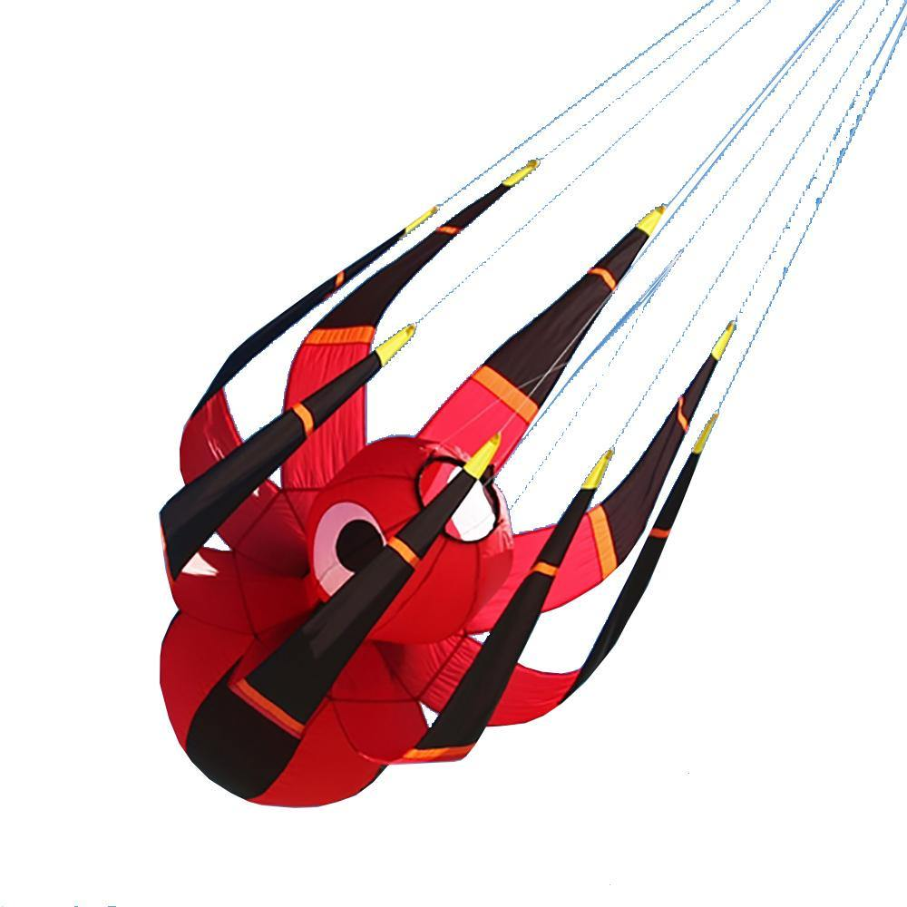Flying Spider Kite Line Laundry