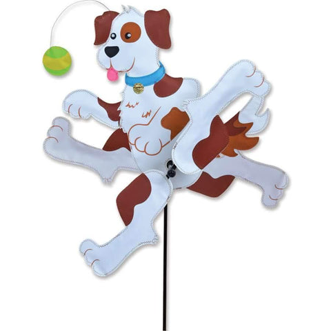 Running Dog Whirligig Spinner
