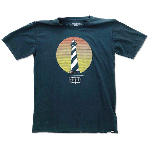 Hatteras Lighthouse Short Sleeve T-Shirt