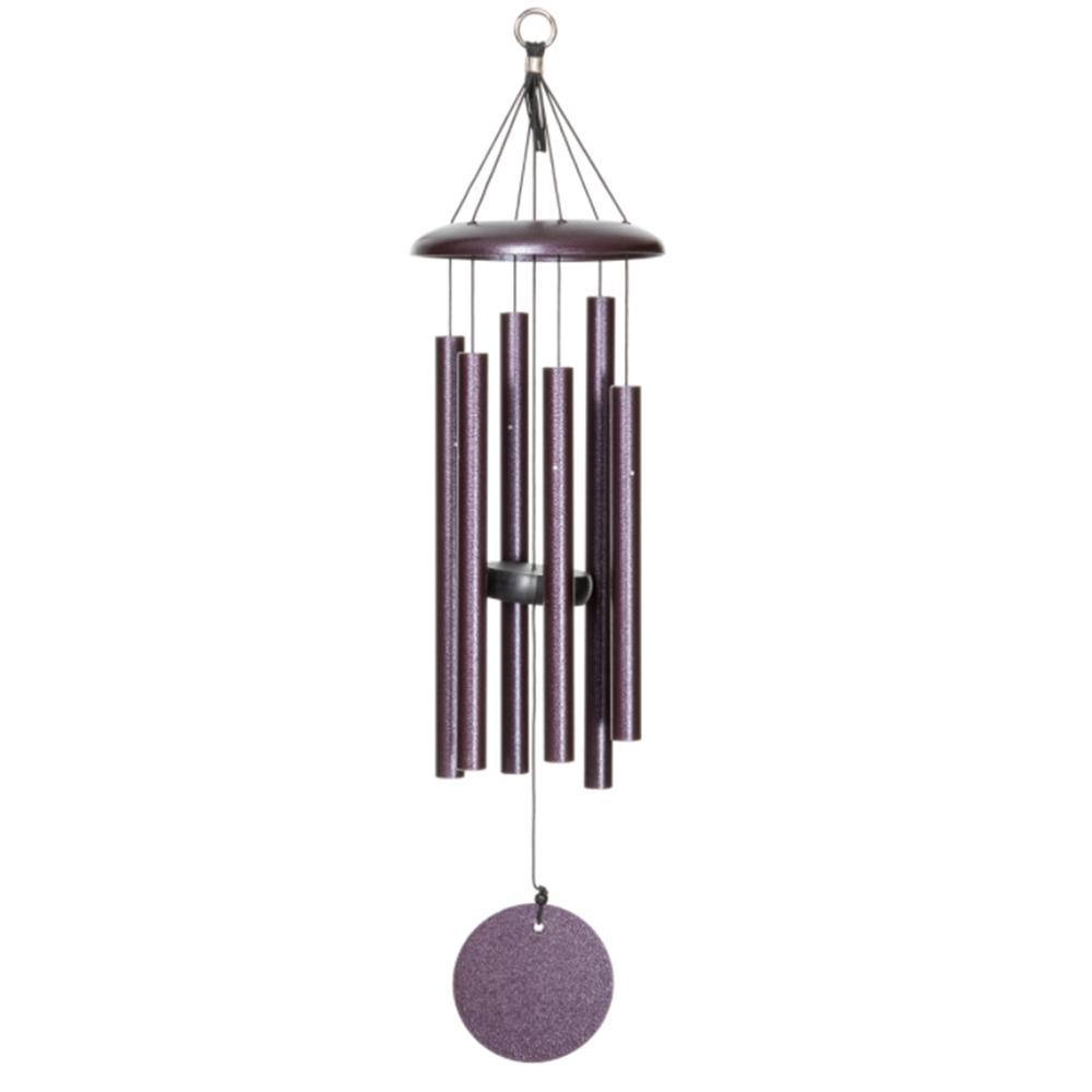 "Corinthian Bells 27"" Plum Chime - Kitty Hawk Kites Online Store"