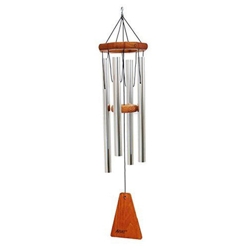 "Arias 24"" Silver Chime"