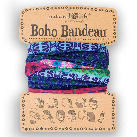 Multi Strip Boho Bandeau®- BBW127