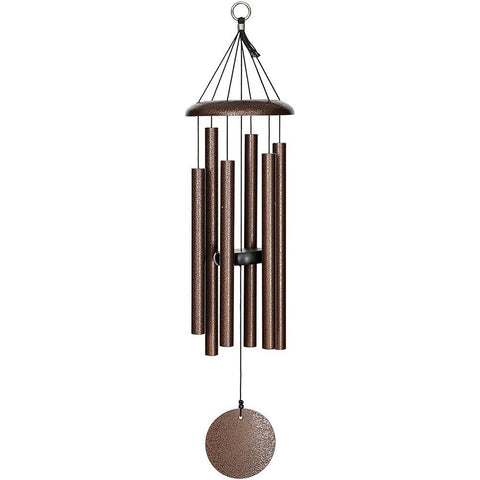 "Corinthian Bells 29"" Copper Vein Chime"