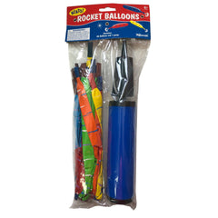 Rocket Balloons - 40 Piece