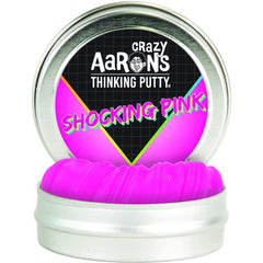 Crazy Aaron's Putty Neon 5 Pack Gift Set