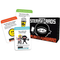 Sneaky Cards Card Game - Kitty Hawk Kites Online Store