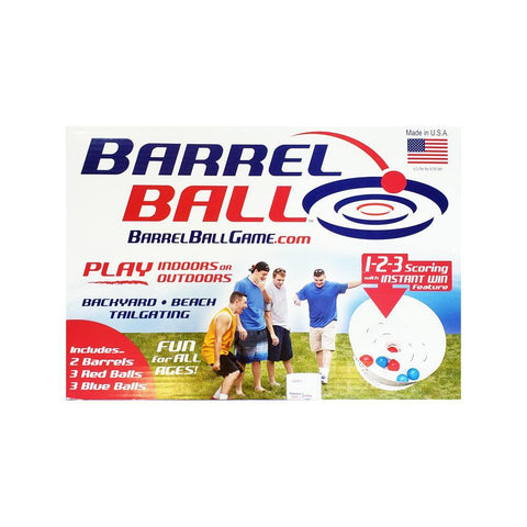 Barrel Ball Game