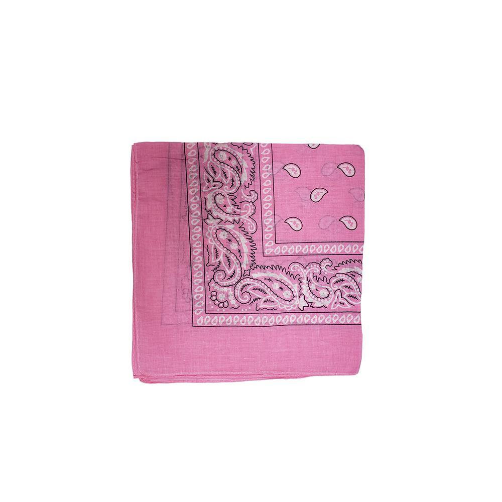 Light Pink Bandana
