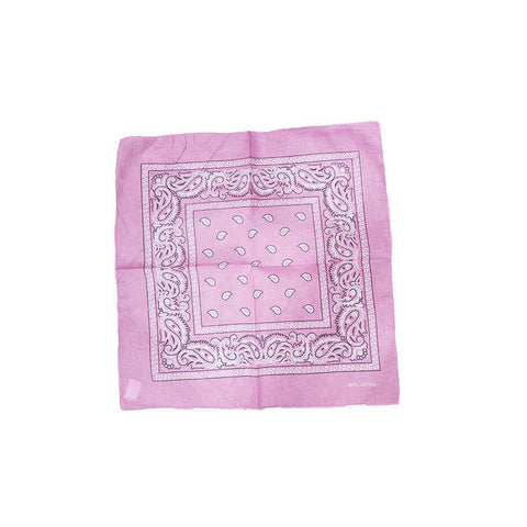 Light Pink Bandana - Kitty Hawk Kites Online Store