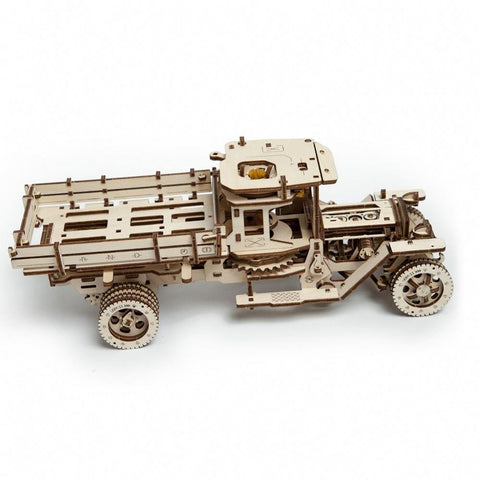 Ugears UGM-11 Truck Mechanical Model - Kitty Hawk Kites Online Store