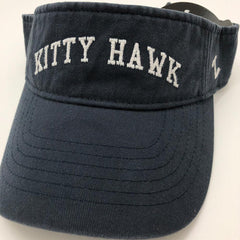 Kitty Hawk Collegiate Visor