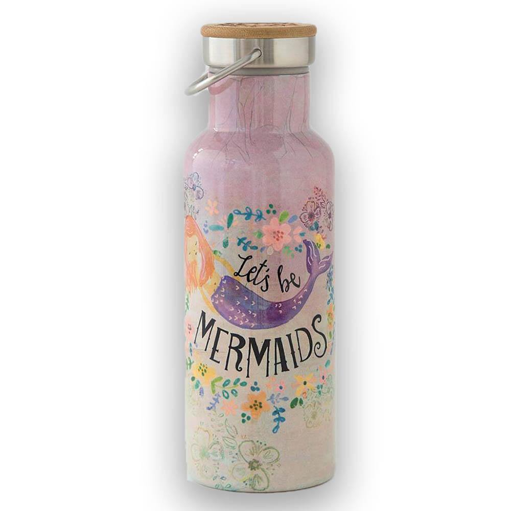 Let's Be Mermaids Travel Bottle