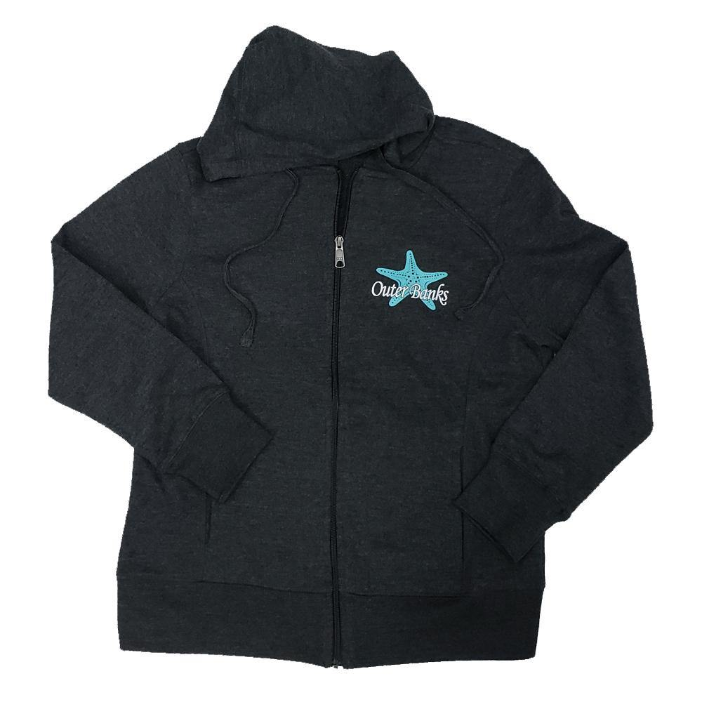 Outer Banks Starfish Full-Zip Hooded Sweatshirt