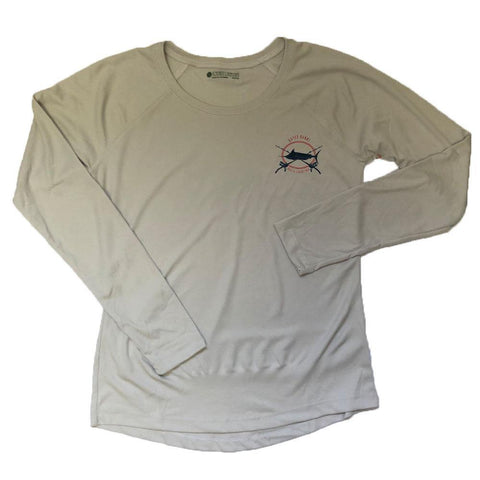 OB Marlin Solar Long Sleeve Shirt - Kitty Hawk Kites Online Store