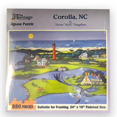 Corolla Puzzle - 550 Pieces
