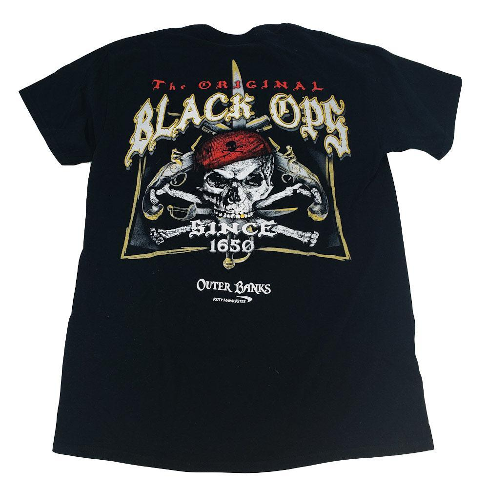 OBX Pirate Black Ops Tshirt