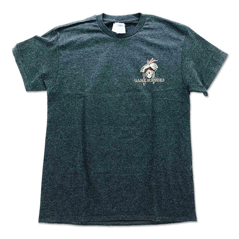 Game of Bones Pirate Short Sleeve T-Shirt