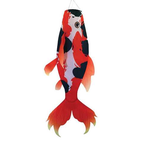 48 Inch Koi Fish Windsock - Kitty Hawk Kites Online Store