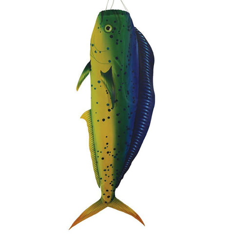 Dorado (Mahi) 48 Inch Fish Windsock - Kitty Hawk Kites Online Store
