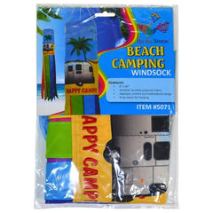 Beach Camping 40 Inch Windsock