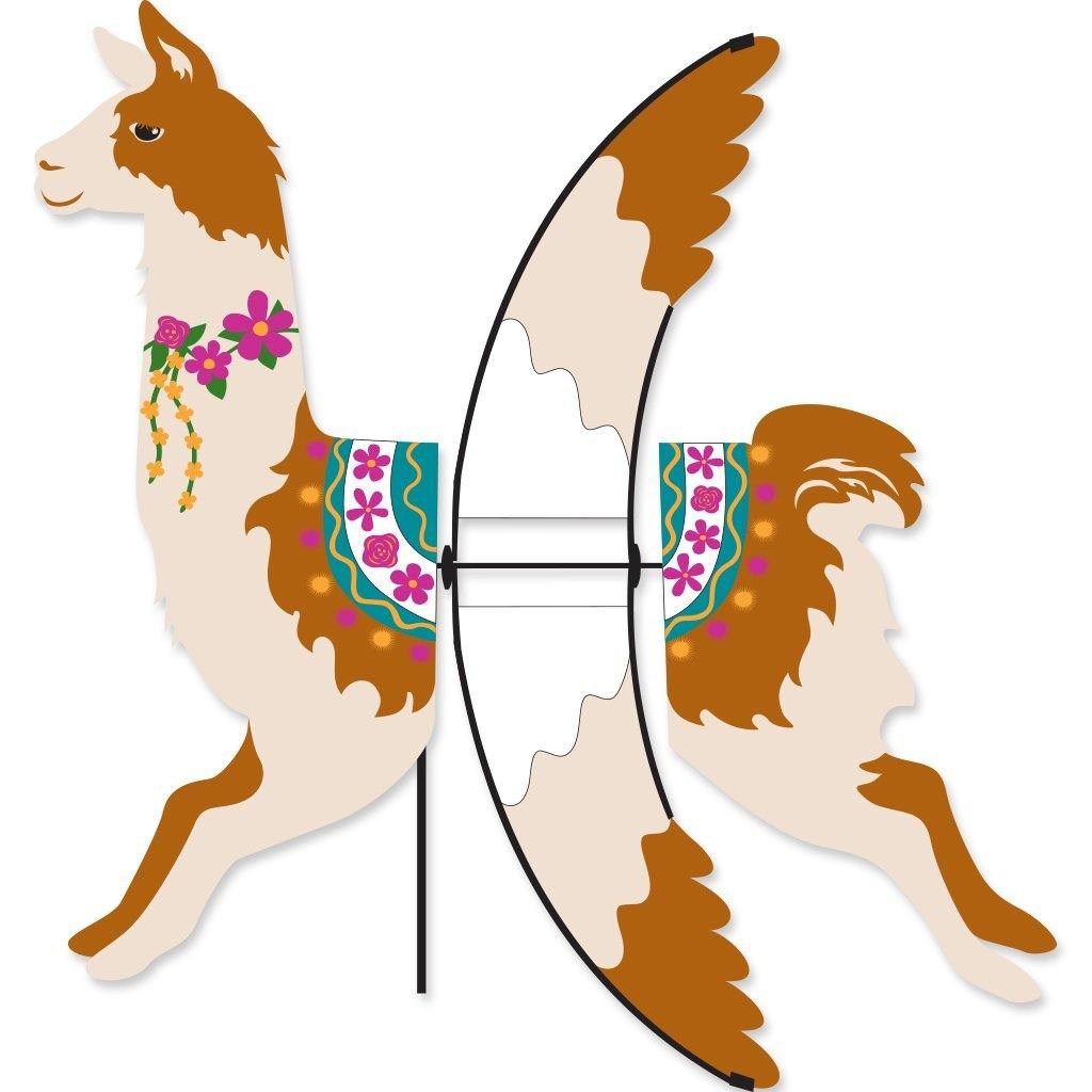 Flying Llama 24 Inch Wind Spinner