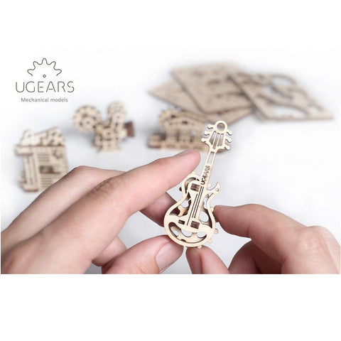 UGears U-Fidget Creation Mechanical Model - Kitty Hawk Kites Online Store