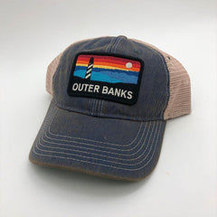 OBX Horizon Hatteras Trucker Hat - Kitty Hawk Kites Online Store