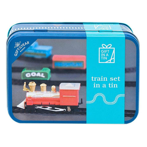 Train Set in a Tin - Kitty Hawk Kites Online Store