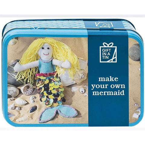 Make Your Own Mermaid in a Tin - Kitty Hawk Kites Online Store
