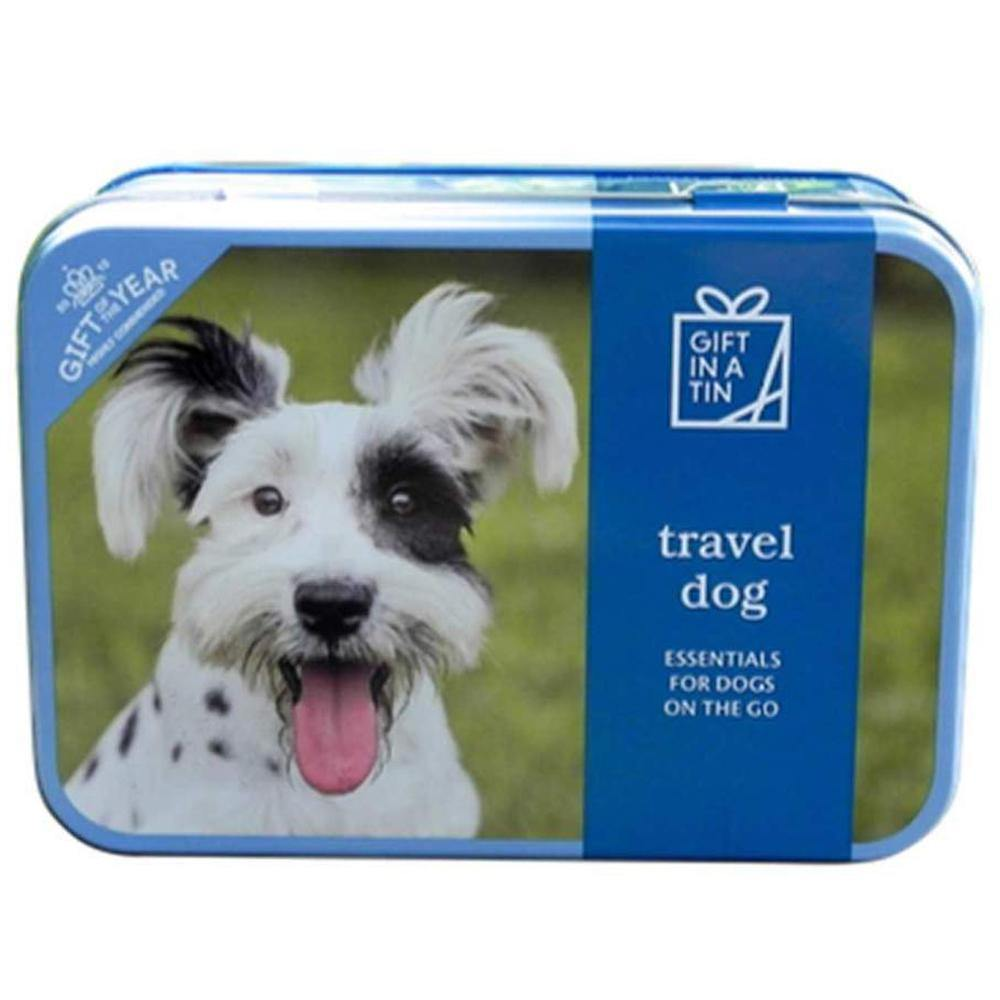 Traveling Dog in a Tin - Kitty Hawk Kites Online Store